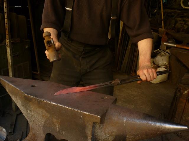 Atelier des trois forges à Charols - 5