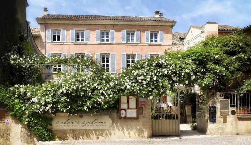 Hôtel Le Clair de la Plume à Grignan - 0