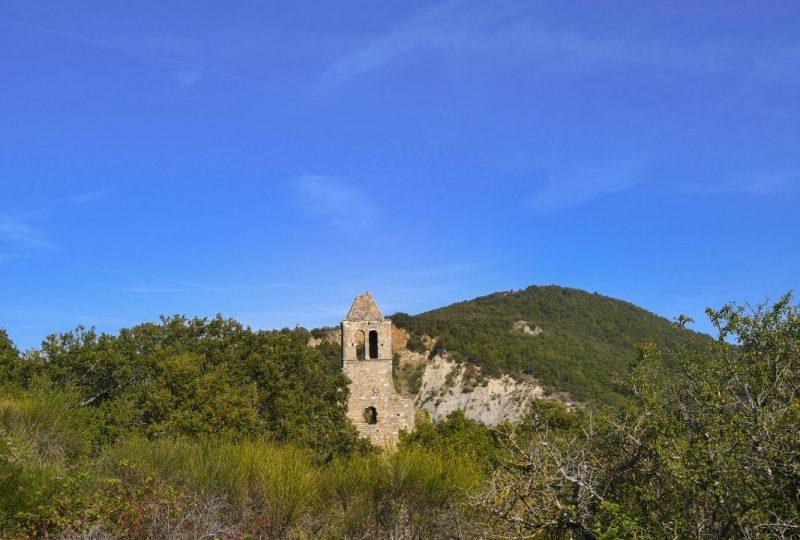 Le Baron et le vieux village à Roynac - 0
