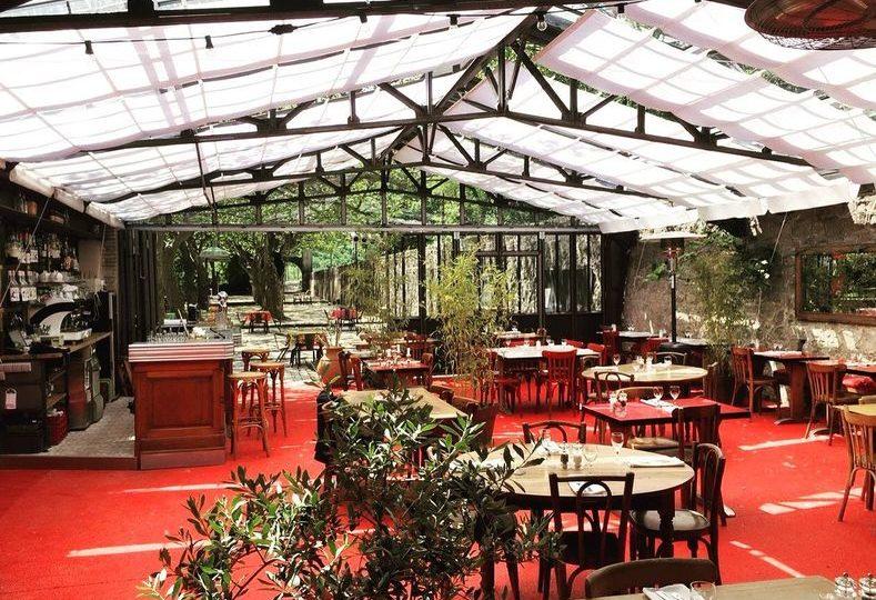 Restaurant la Fontaine Minérale à Pont-de-Barret - 5