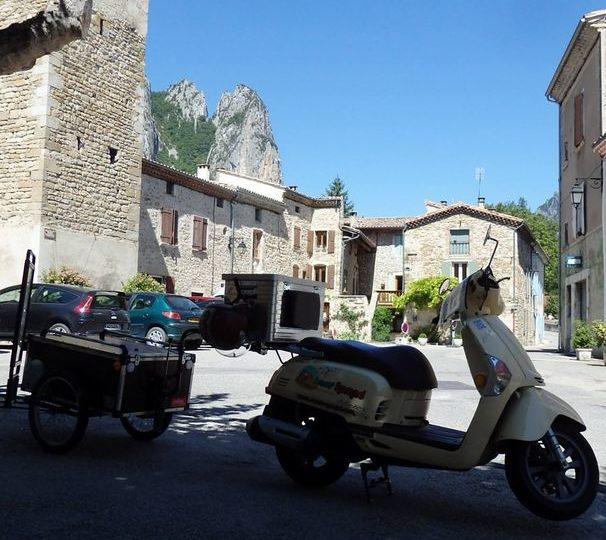 Scooter Nomad – Escapades à scooter et mobylette à Marsanne - 4