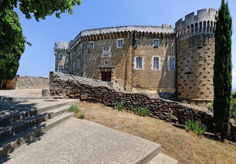 Château de Suze-la-Rousse à Suze-la-Rousse - 6