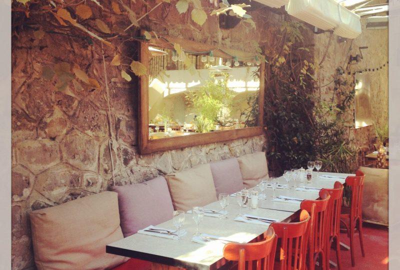 Restaurant la Fontaine Minérale à Pont-de-Barret - 2