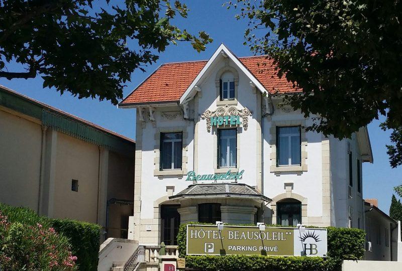 Hôtel Beausoleil à Montélimar - 2
