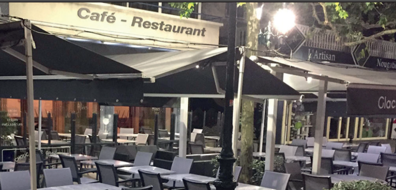 Le Café des Allées à Montélimar - 0