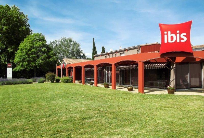 Hôtel-Restaurant Ibis Montélimar Nord à Saulce-sur-Rhône - 6