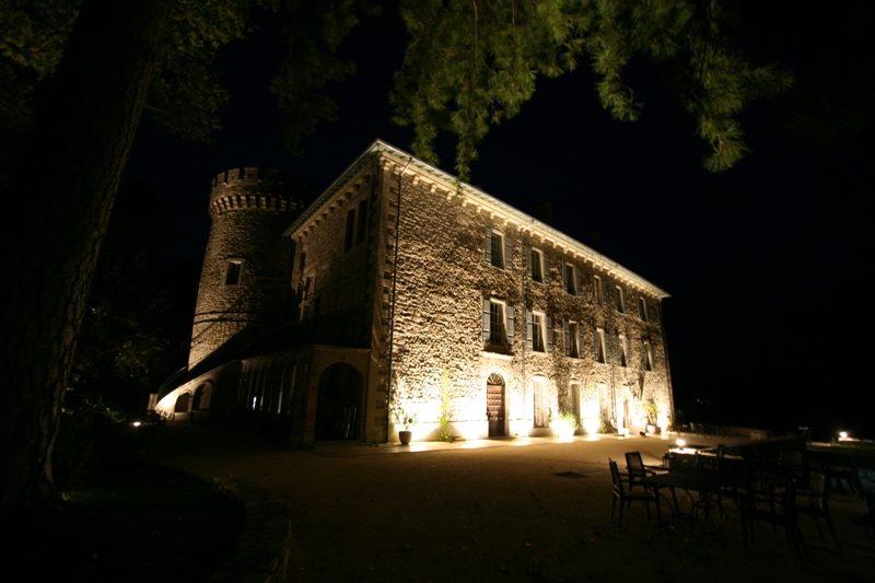 Hôtel Château les Oliviers de Salettes à Charols - 2