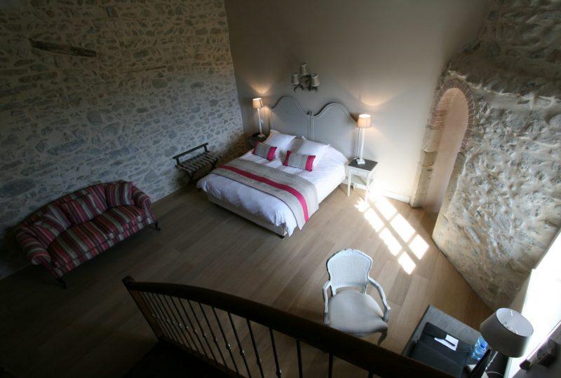 Hôtel Château les Oliviers de Salettes à Charols - 14