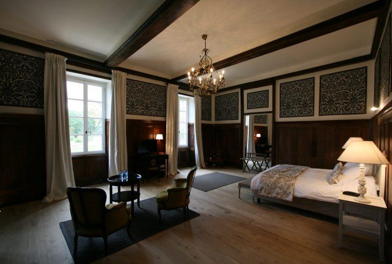 Hôtel Château les Oliviers de Salettes à Charols - 17