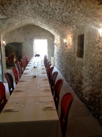 Hôtel Château les Oliviers de Salettes à Charols - 33