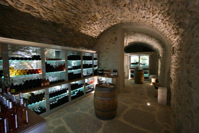 Hôtel Château les Oliviers de Salettes à Charols - 36