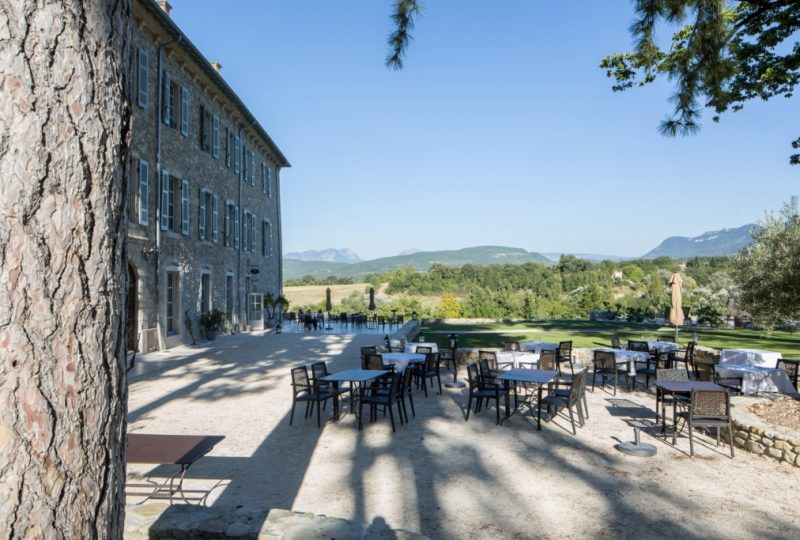 Hôtel Château les Oliviers de Salettes à Charols - 22