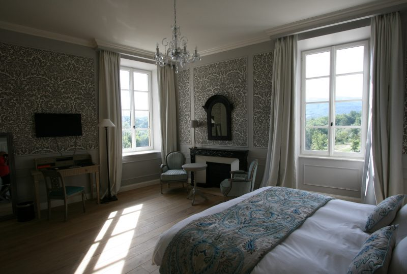 Hôtel Château les Oliviers de Salettes à Charols - 20