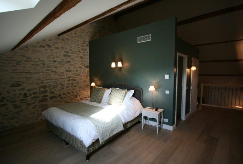 Hôtel Château les Oliviers de Salettes à Charols - 21