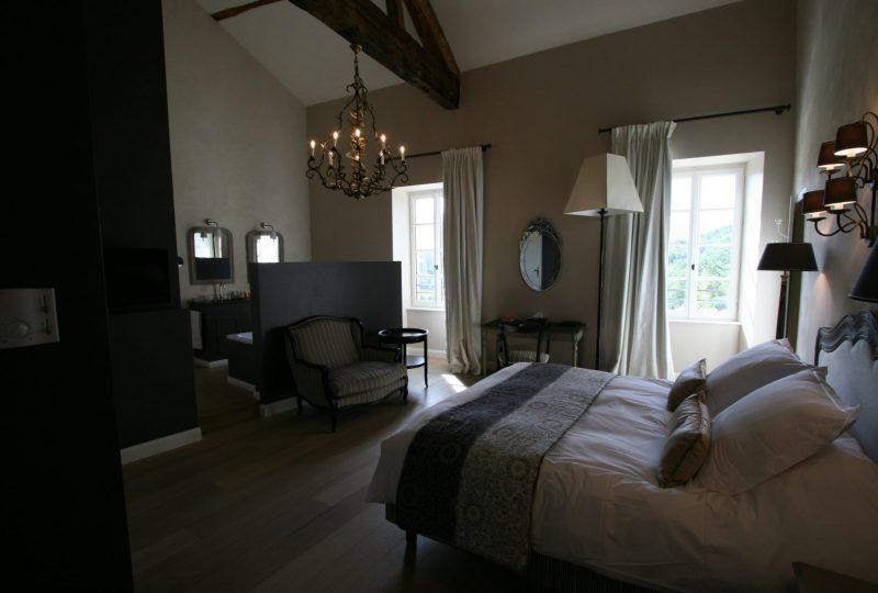 Hôtel Château les Oliviers de Salettes à Charols - 24