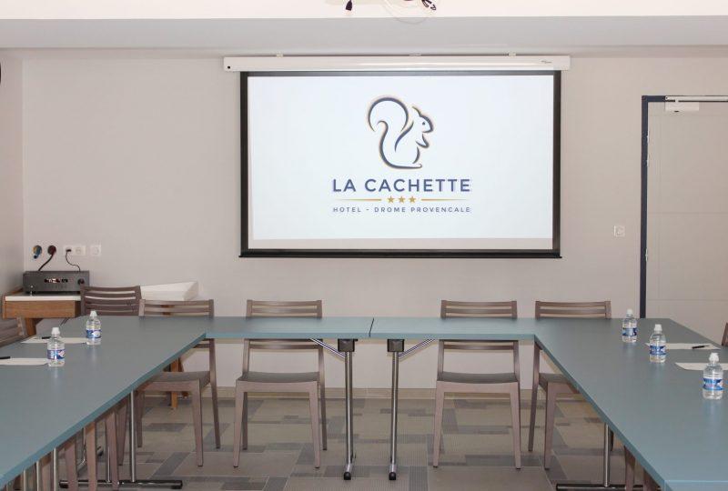 Hôtel la Cachette à Dieulefit - 6