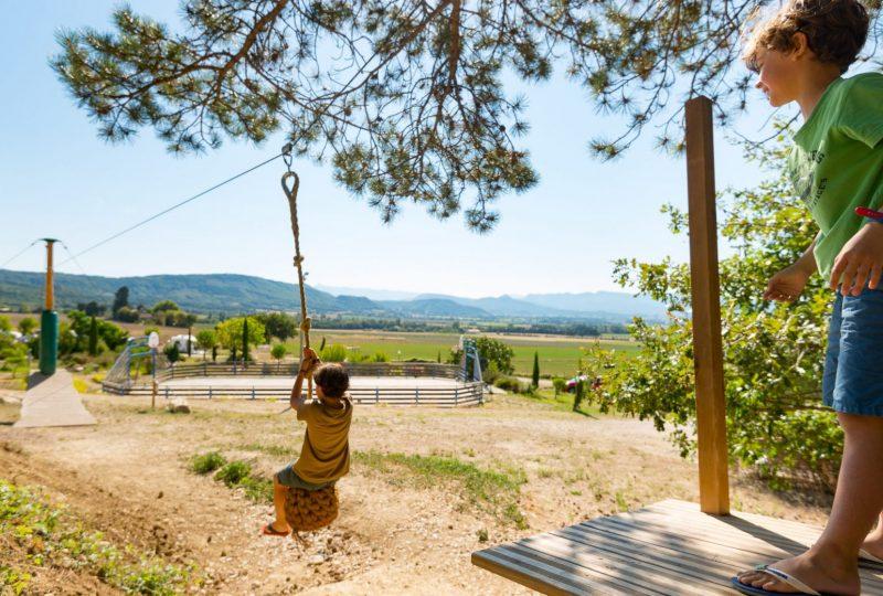 Camping les Bastets à Marsanne - 9