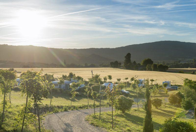 Camping les Bastets à Marsanne - 5