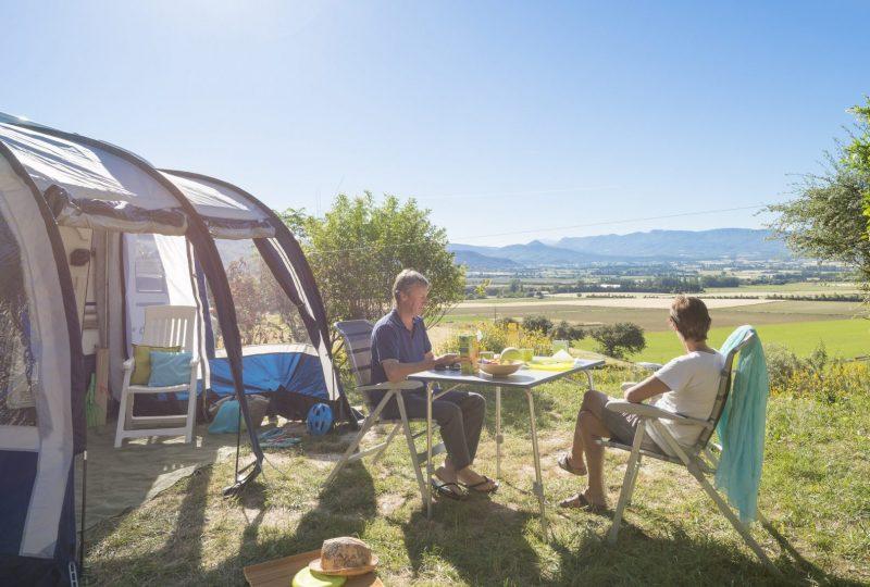 Camping les Bastets à Marsanne - 4