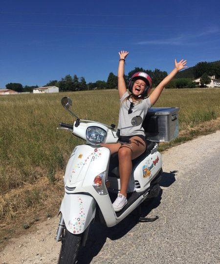 Scooter Nomad – Escapades à scooter et mobylette à Marsanne - 13