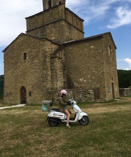 Scooter Nomad – Escapades à scooter et mobylette à Marsanne - 19