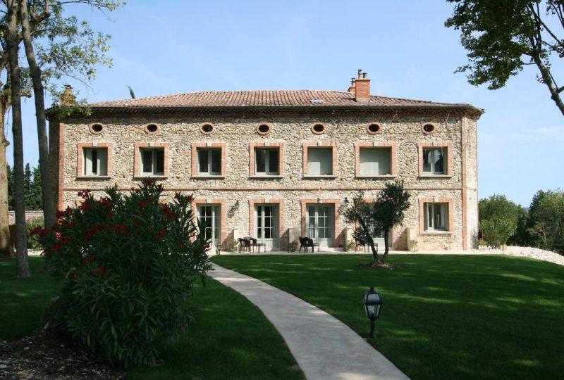 Hôtel Château les Oliviers de Salettes à Charols - 43