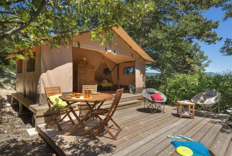 Camping les Bastets à Marsanne - 2