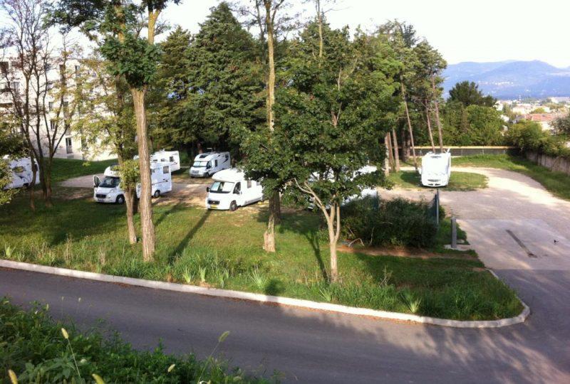 Aire Camping-Cars de Montélimar à Montélimar - 0