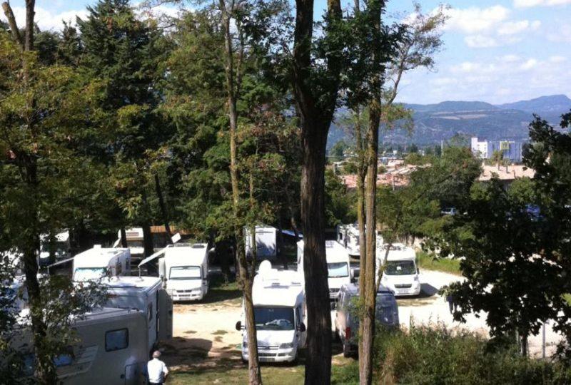 Aire Camping-Cars de Montélimar à Montélimar - 1