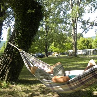 Camping Lorette à Le Poët-Laval - 0