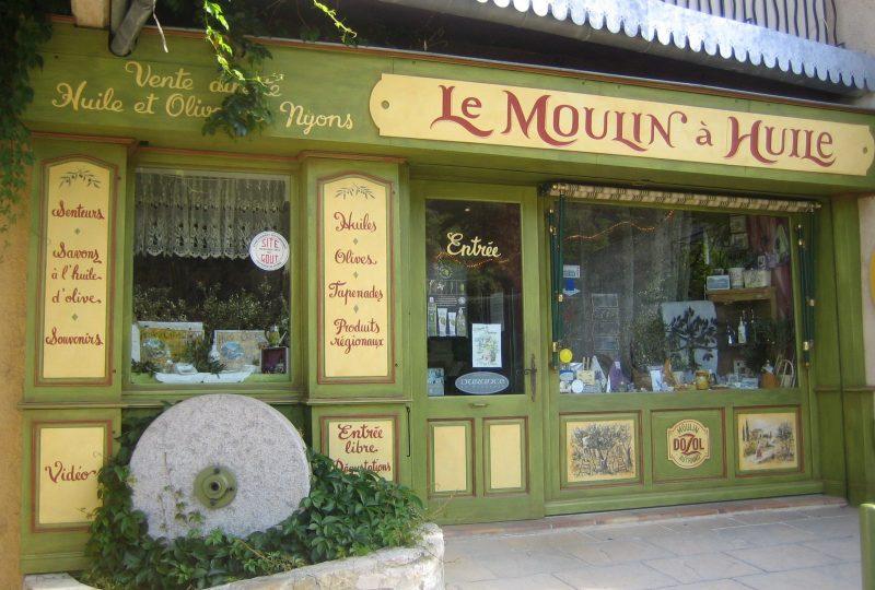 Moulin Dozol-Autrand à Nyons - 8