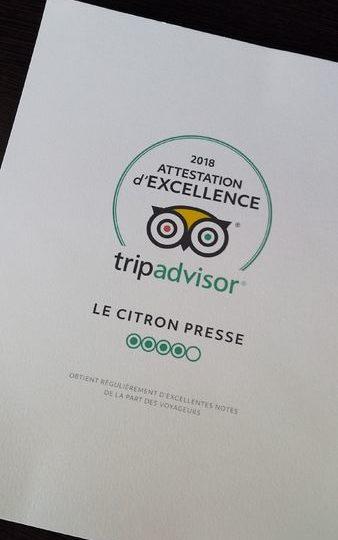 Restaurant Le Citron pressé à Montélimar - 2