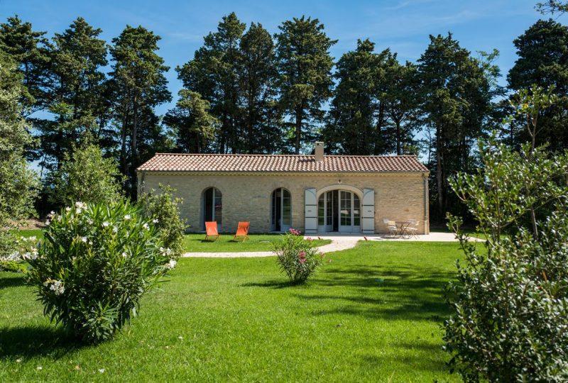 Domaine Les Thermes de Bondonneau – 2 Gîtes à Allan - 4
