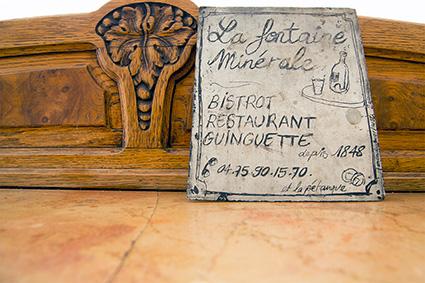 Restaurant la Fontaine Minérale à Pont-de-Barret - 15