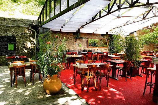 Restaurant la Fontaine Minérale à Pont-de-Barret - 23