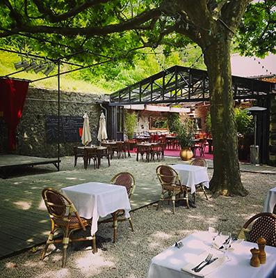 Restaurant la Fontaine Minérale à Pont-de-Barret - 24