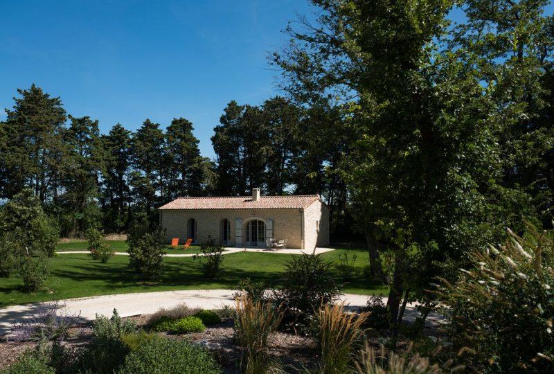 Domaine Les Thermes de Bondonneau – 2 Gîtes à Allan - 0