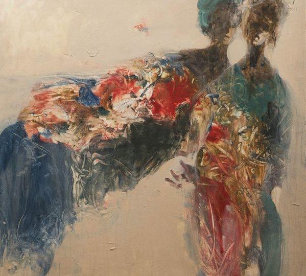 Exposition de peinture: Khaled ALKHANI à Cléon-d'Andran - 0