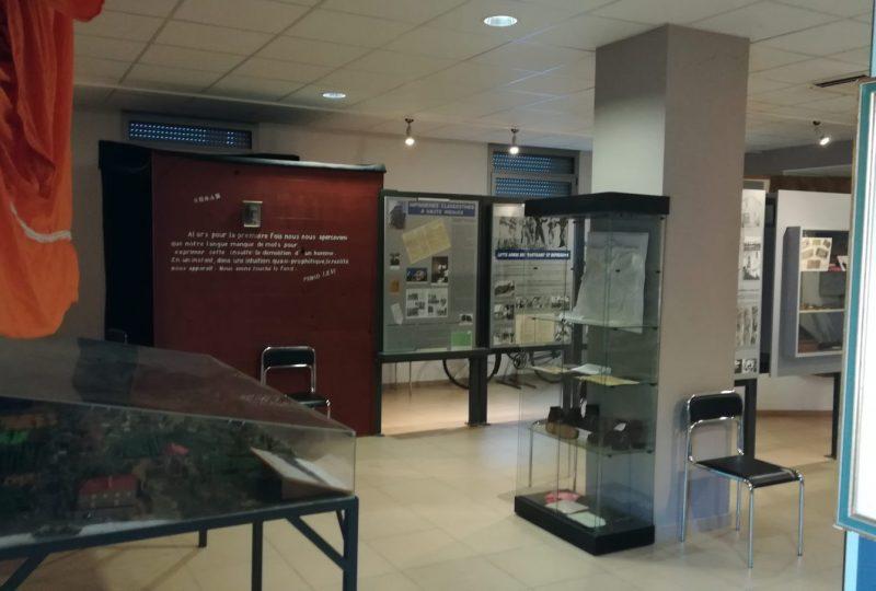 Musée de la Résistance et de la Déportation en Ardèche à Le Teil - 1