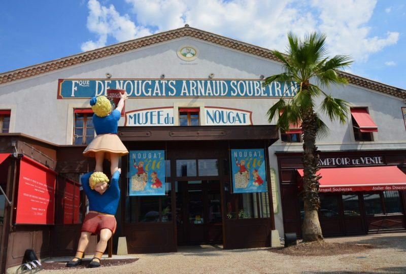 Nougat Arnaud Soubeyran à Montélimar - 3