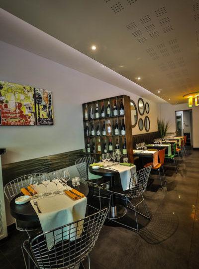 Restaurant Le Moderne à Montélimar - 1