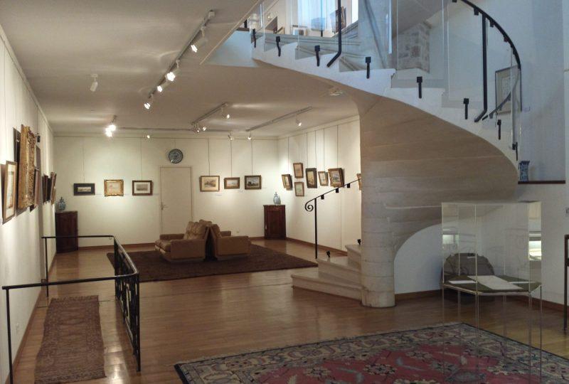 Centre d'Art Yvon Morin à Le Poët-Laval - 0