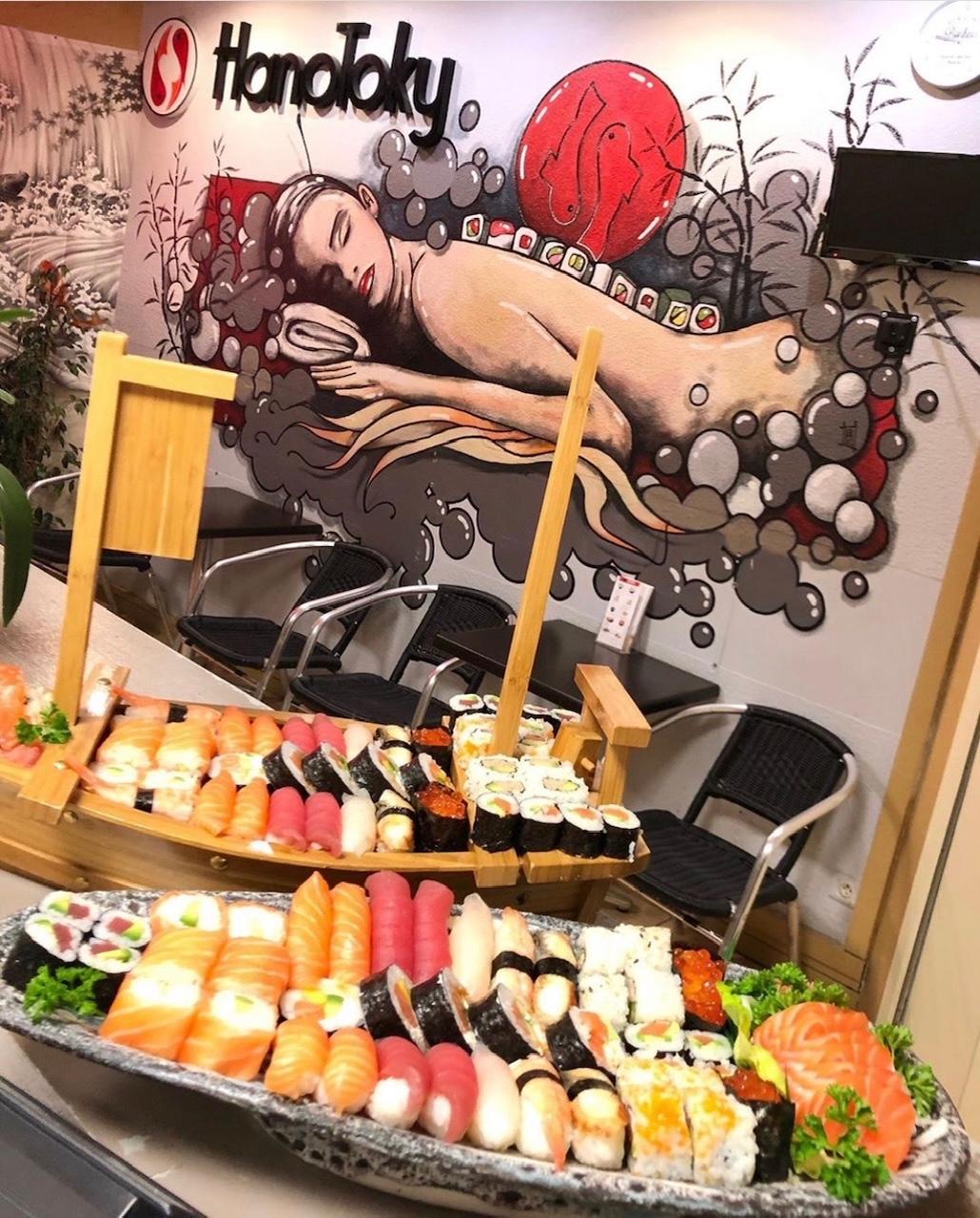 Hanotoky Sushi à Montélimar - 10