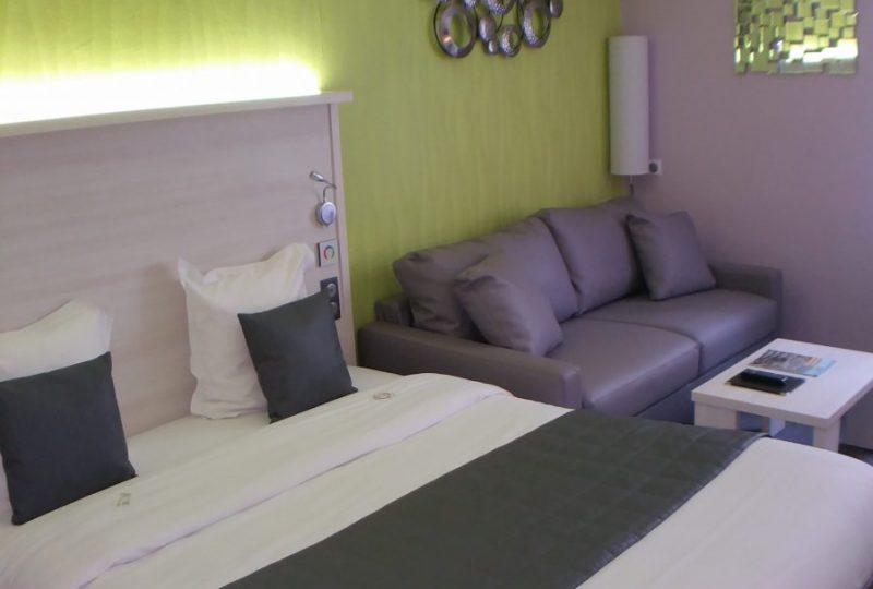 Hôtel Beausoleil à Montélimar - 12