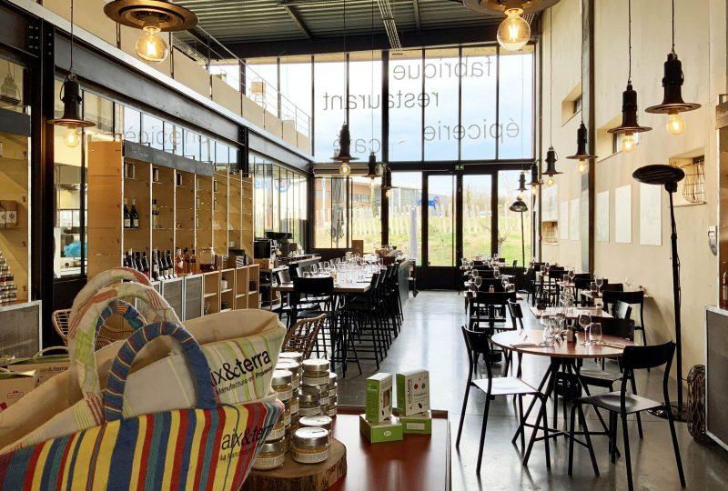 Restaurant aix&terra à Saulce-sur-Rhône - 1