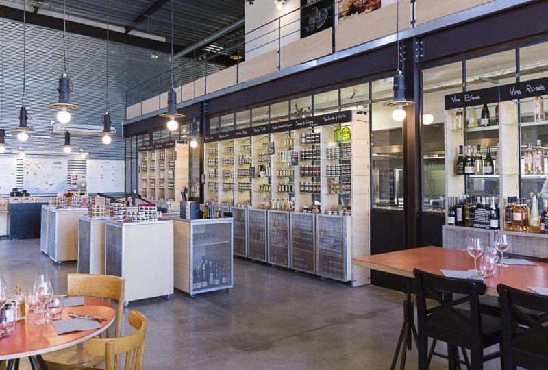 Restaurant aix&terra à Saulce-sur-Rhône - 2