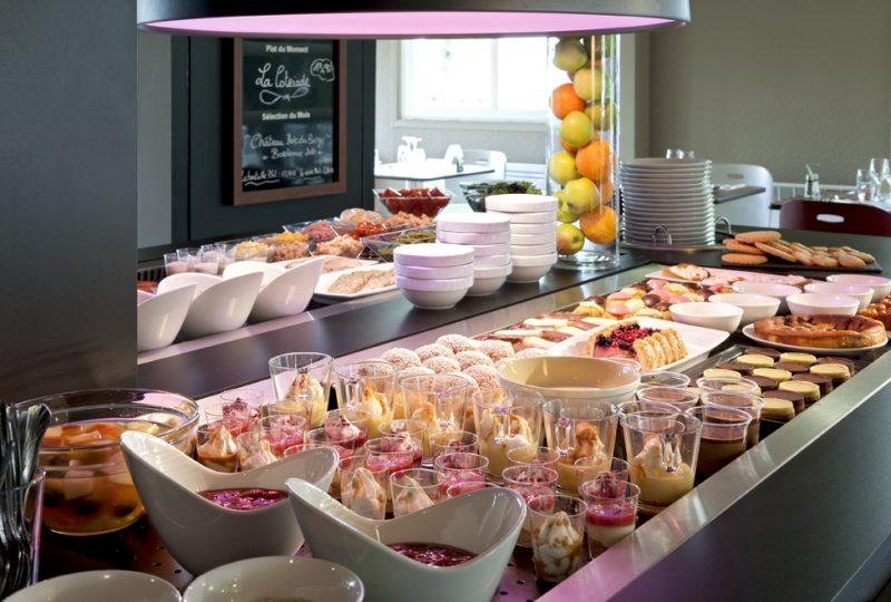 H U00f4tel-restaurant Campanile Mont U00e9limar Nord