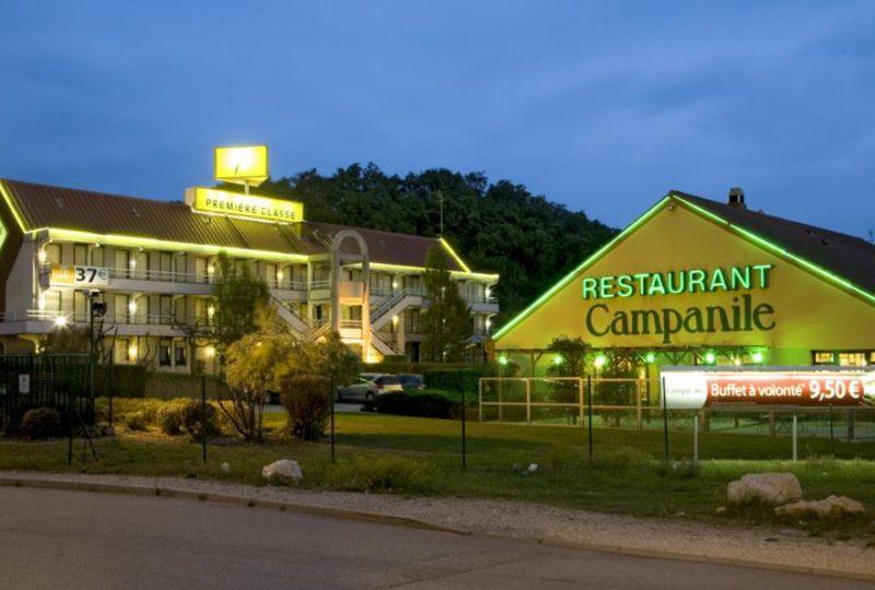Hôtel-Restaurant Campanile Montélimar Nord – Les Tourrettes à Les Tourrettes - 7