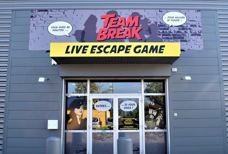 Team Break Montélimar à Montélimar - 0