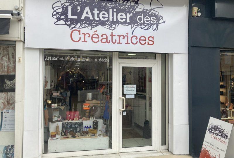 L'Atelier des Créatrices à Montélimar - 0
